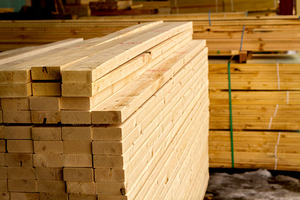 Lumber and building materials sheet rock, trim, Trex composite decking, pressure treated lumber, joint compound, cement and masonry products